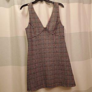 Cute Topshop Pinafore Dress